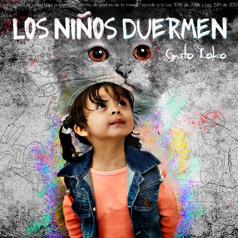 Carátula Gato Loko - Los Niños Duermen