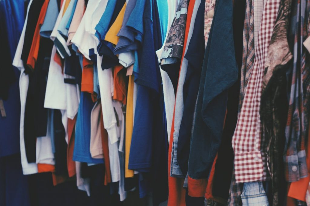 T'shirts and shirts