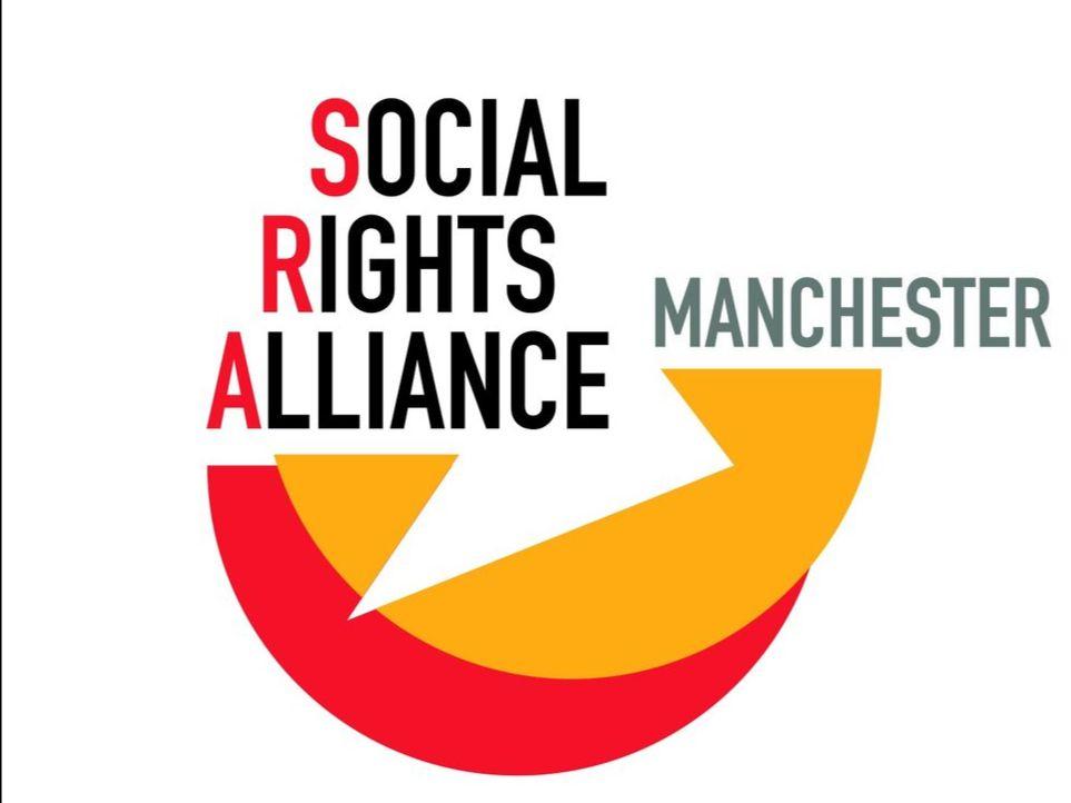 Social Rights Alliance Manchester logo