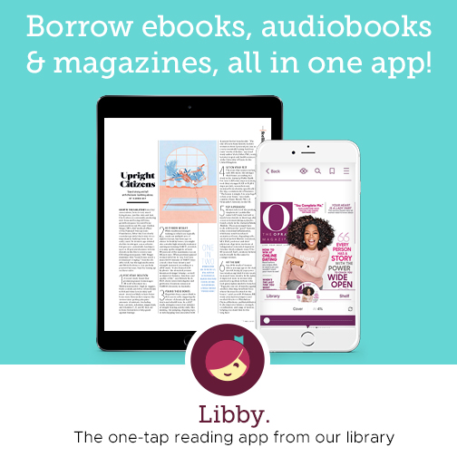 Magazines on Libby Overdrive