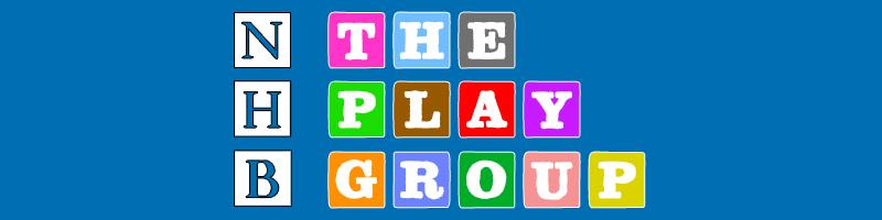 The NHB Playgroup logo