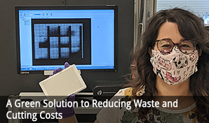 A Green Solution to Reducing Waste and Cutting Costs