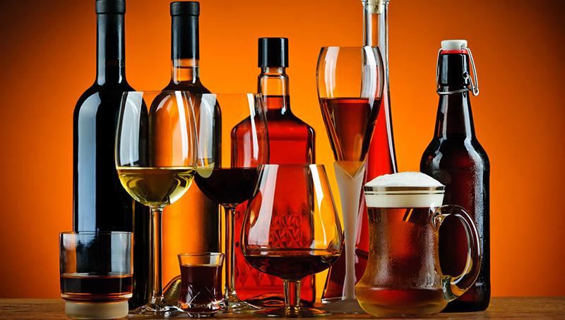 Beer, Wine and Liquor Specials