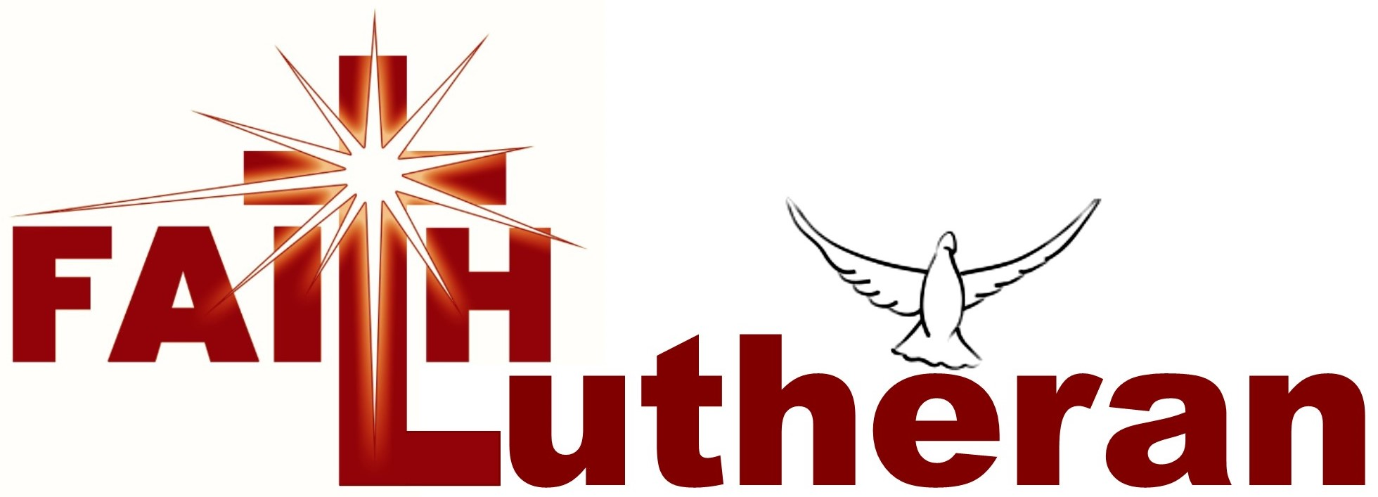 Faith Lutheran Church Riverside Logo