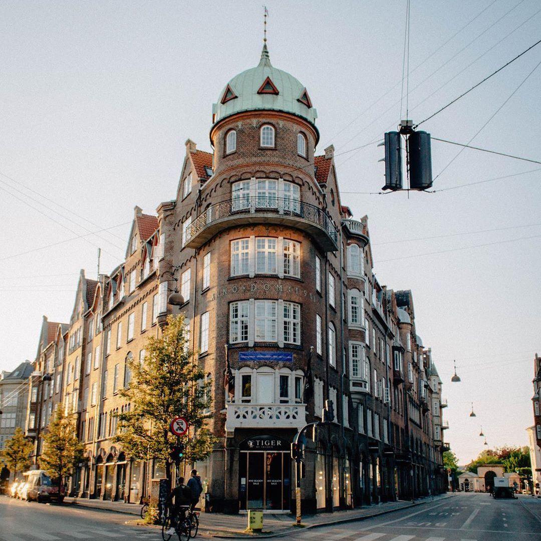 Gammel Mønt building exterior