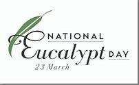 National Eucalypt Day logo