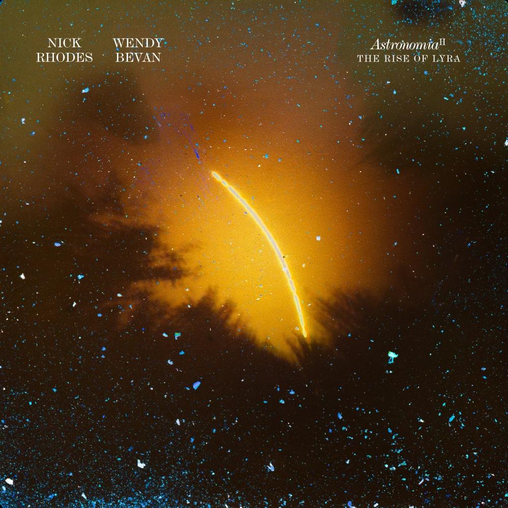 Nick Rhodes & Wendy Bevan Release Second Album of Four-Part Series
