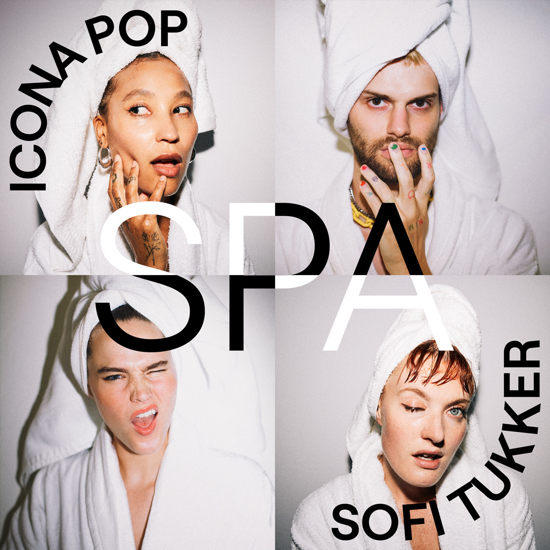 Icona Pop & Sofi Tukker Unveil Official Video For 'Spa'