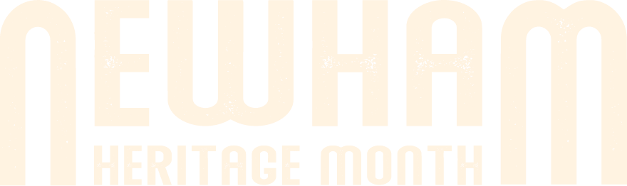 Newham Heritage Month logo