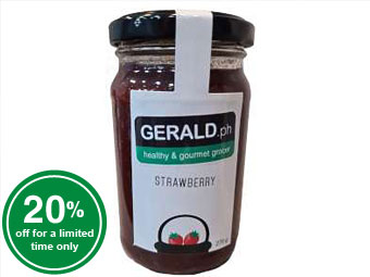 GERALD.ph Strawberry Jam
