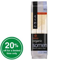 Organic Somen