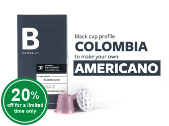 Colombia - B Coffee Co.