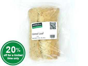 Cereal Loaf