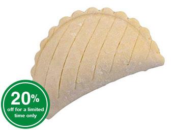 Mini Apple Turnover Dough