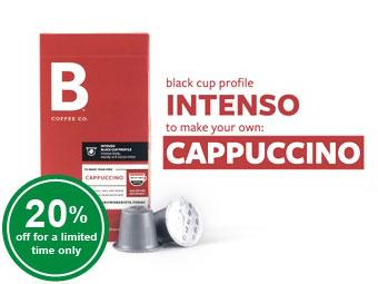 Intenso - B Coffee Co.