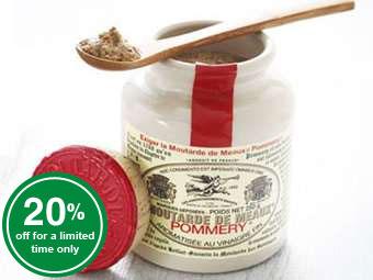 Pommery® Meaux Mustard