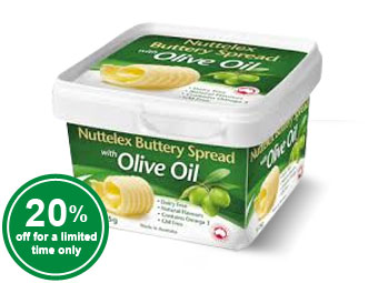 Buttery Olive Oil Spread