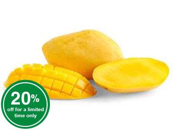 Mango Halves - Skinless