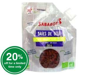 Organic Goji Berry - Sabarot