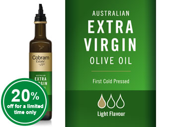 Extra Virgin Olive Oil Light Flavour