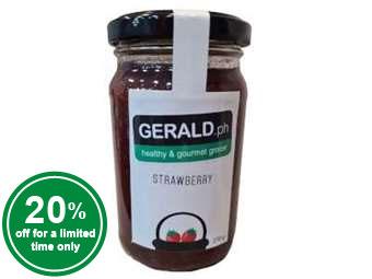 GERALD.ph Strawberry Jam