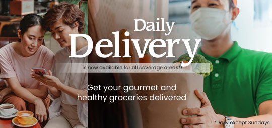 ENJOY DAILY DELIVERY! Plus, 20% OFF Mini Chocolate Croissants, Ham & Cheese Swirls