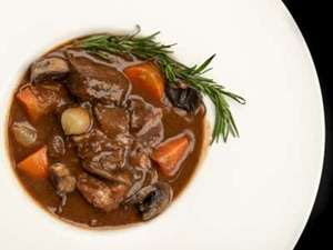 Traditional Beef Bourguignon