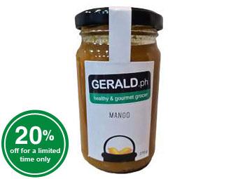 GERALD.ph Mango Jam