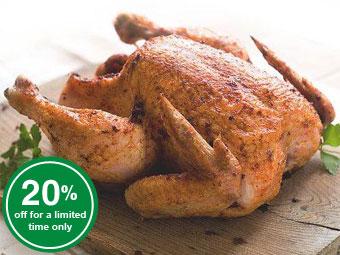 Free-Range Whole Chicken