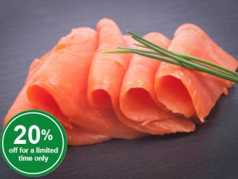 Smoked Salmon 200 g