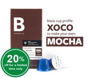 Xoco - B Coffee Co.