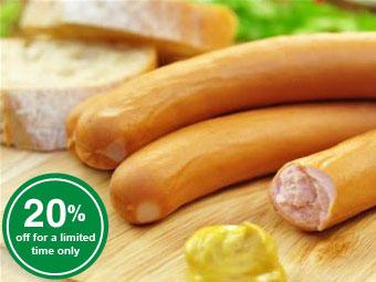 Wienerli sausage