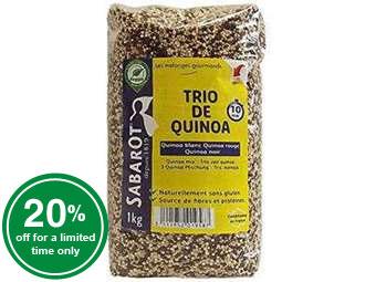 Tricolor Quinoa - Sabarot