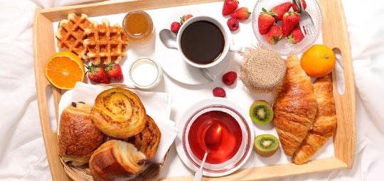 The Great Breakfast Feast