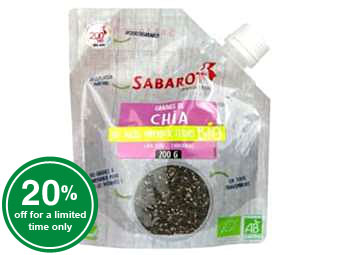 Chia Seeds - Sabarot