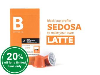 Sedosa - B Coffee Co.