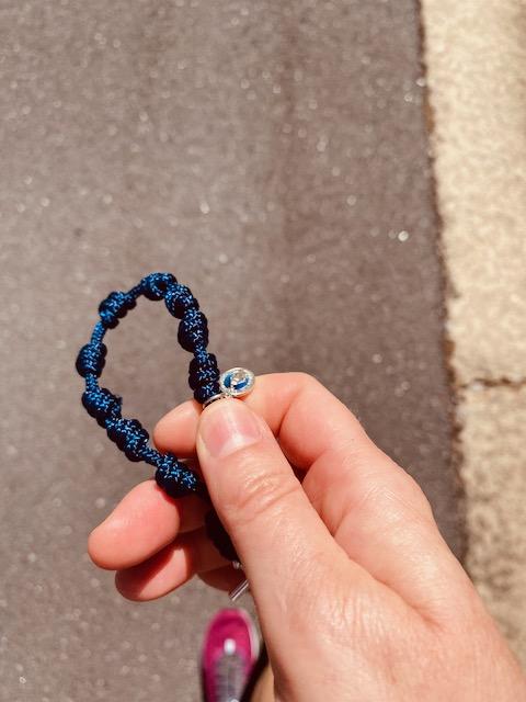 Pocket Rosary Knots of Grace