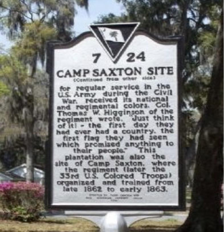 Camp Saxton