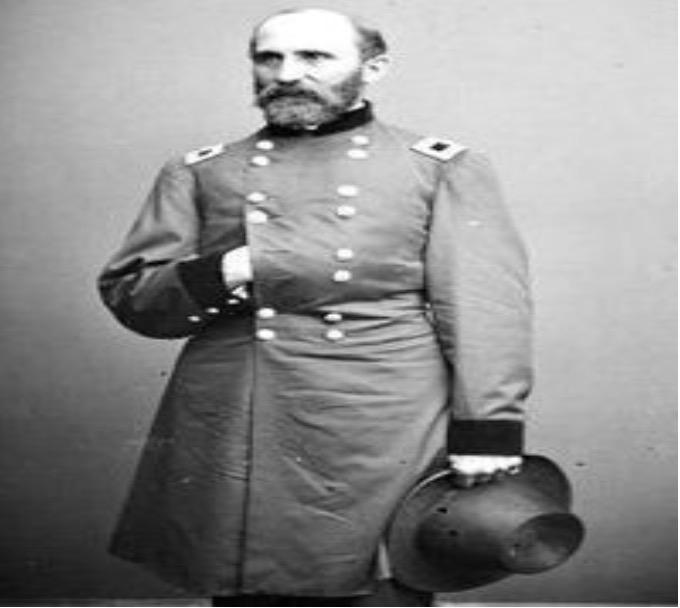 General Rufus B Saxton