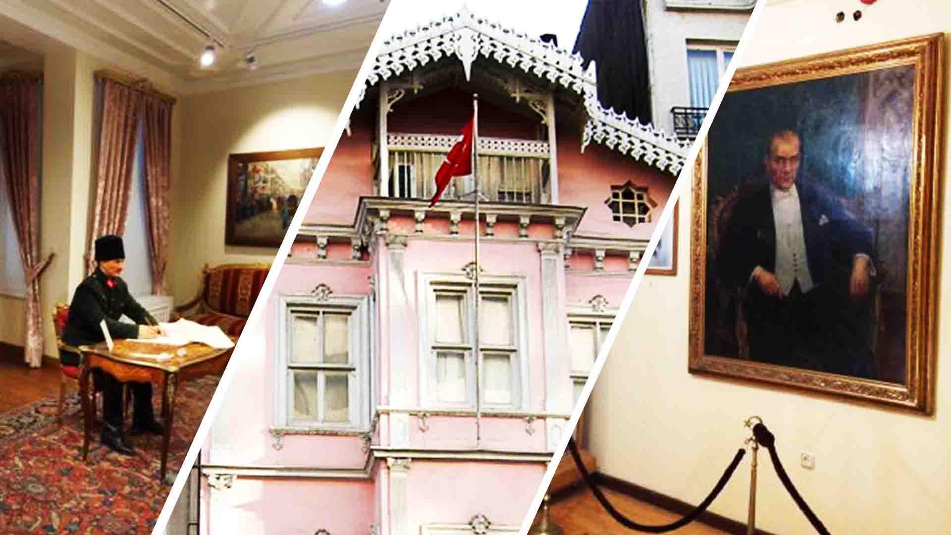متحف اتاتورك اسطنبول