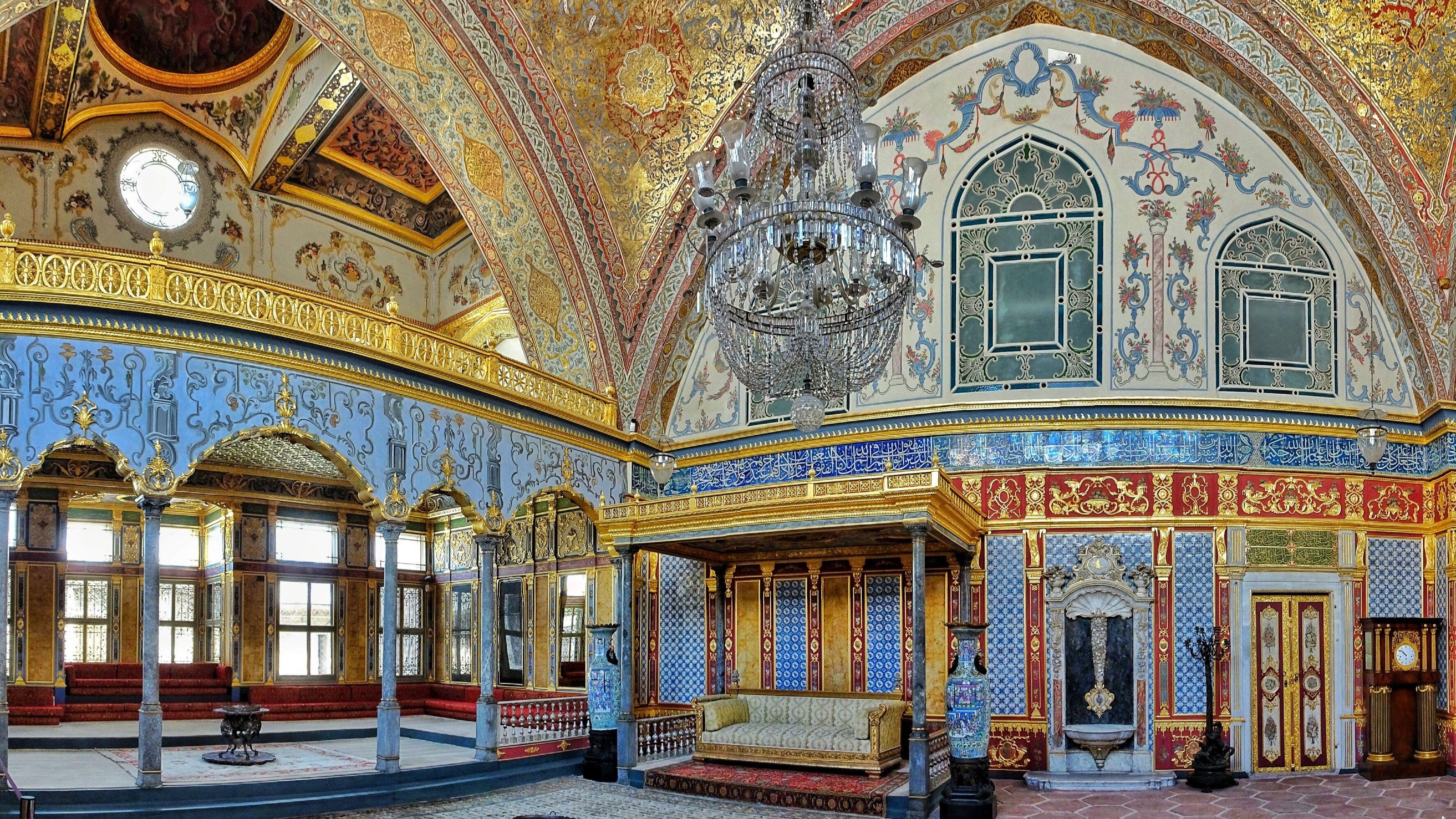 قصر توبكابي Topkapi Palace