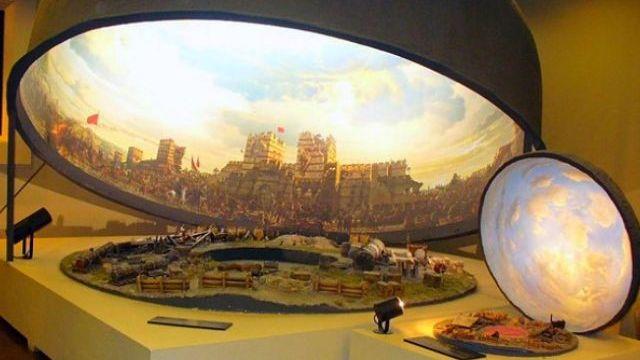 متحف بانوراما إسطنبول