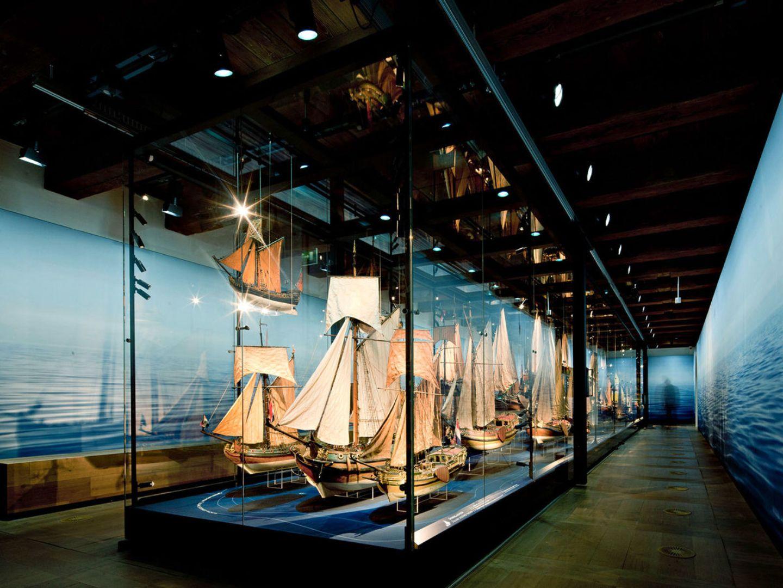 متحف  البحرية في اسطنبول