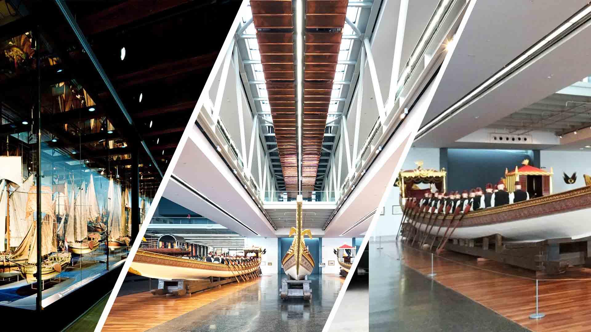 موقع متحف  البحرية في اسطنبول