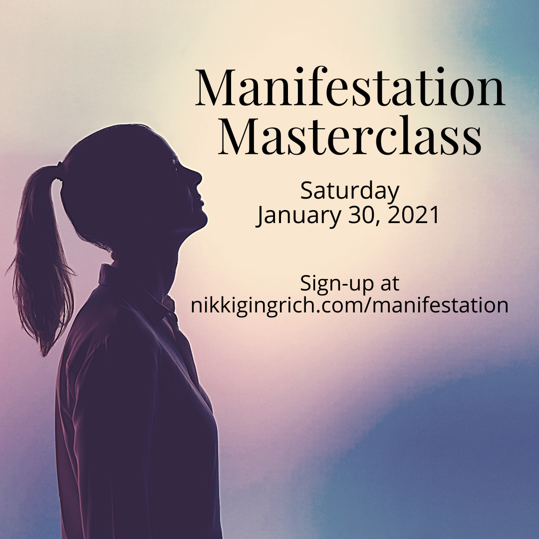 Manifestation Masterclass
