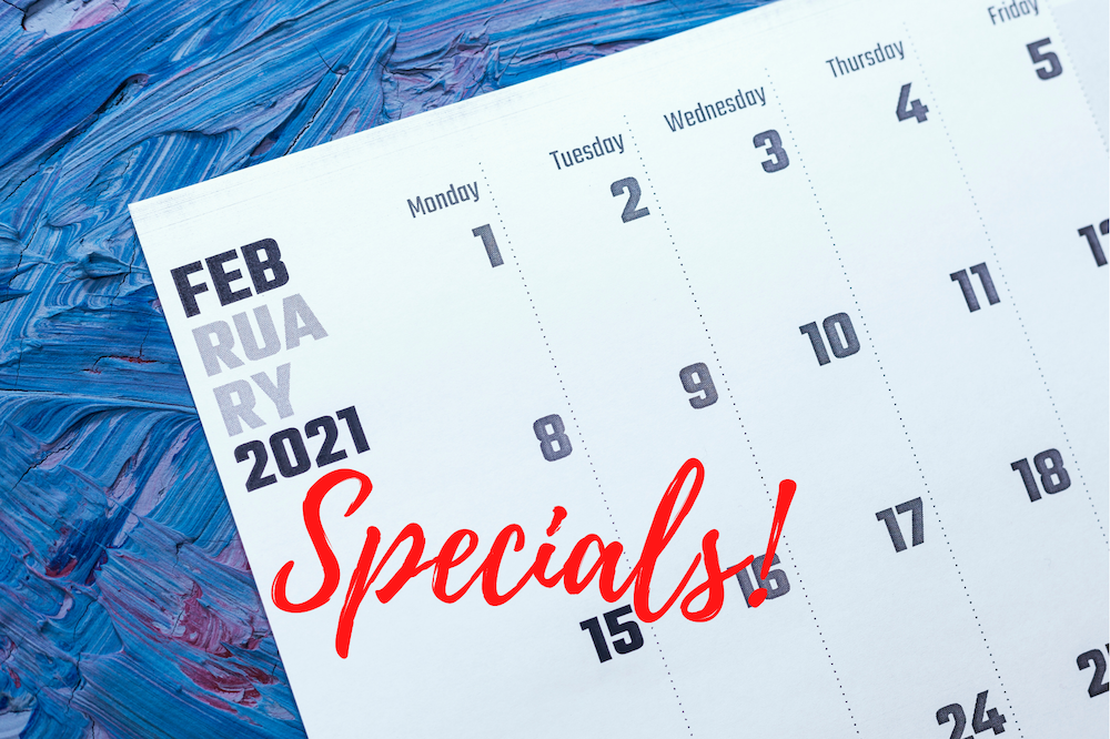 February 2021 Specials at Epic Flight Academy