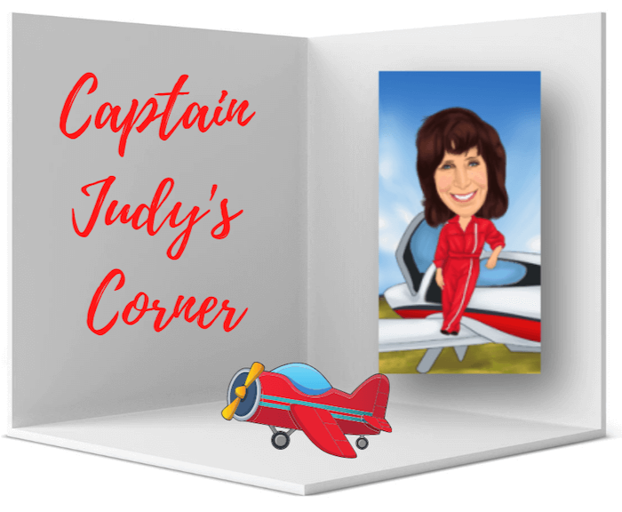 Captain Judy's Corner Feb 2021