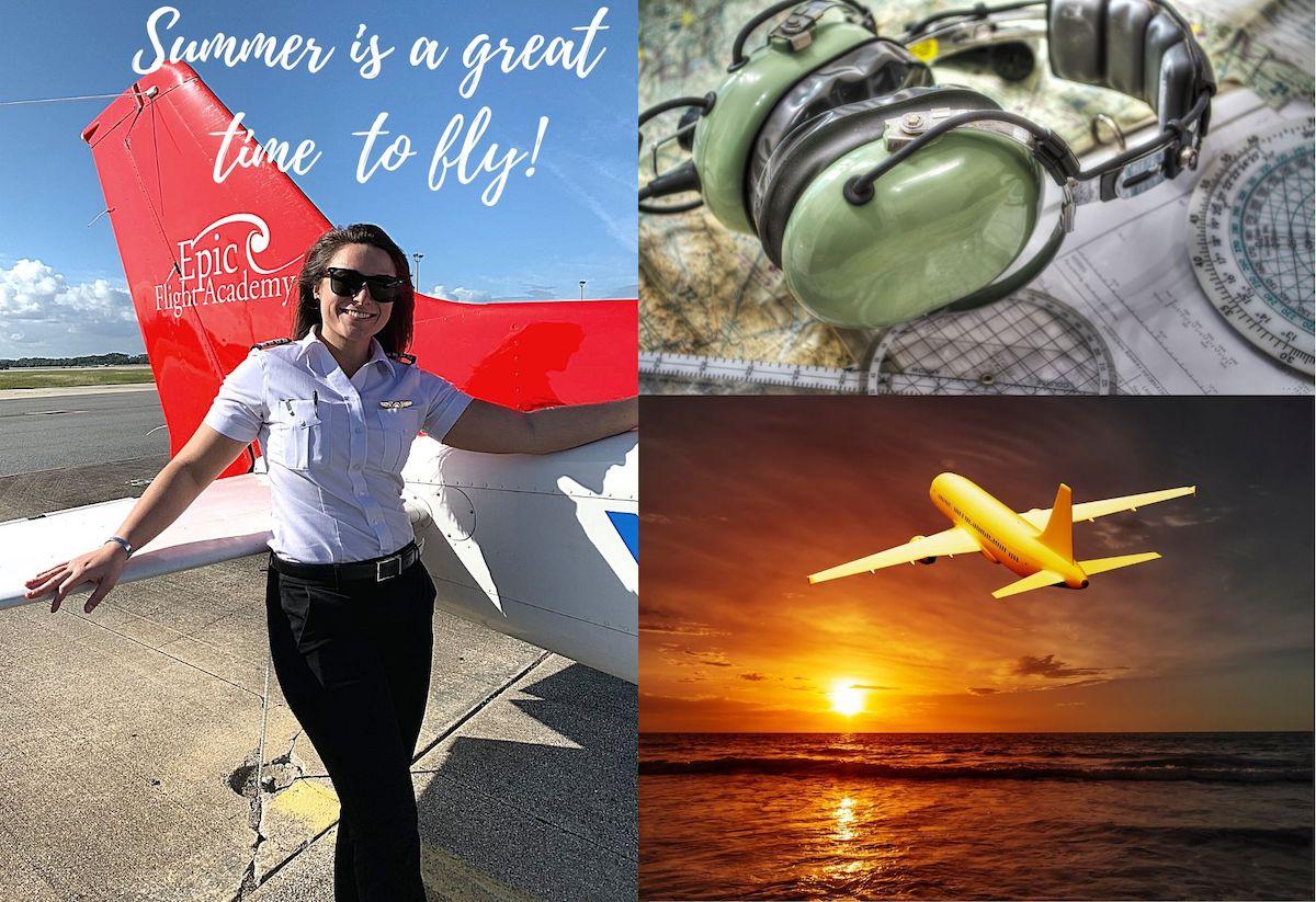 Summer Flight Training