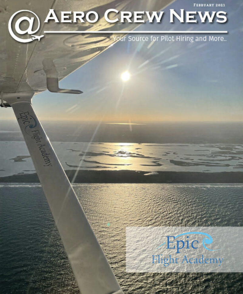 Epic in Aero Crew News