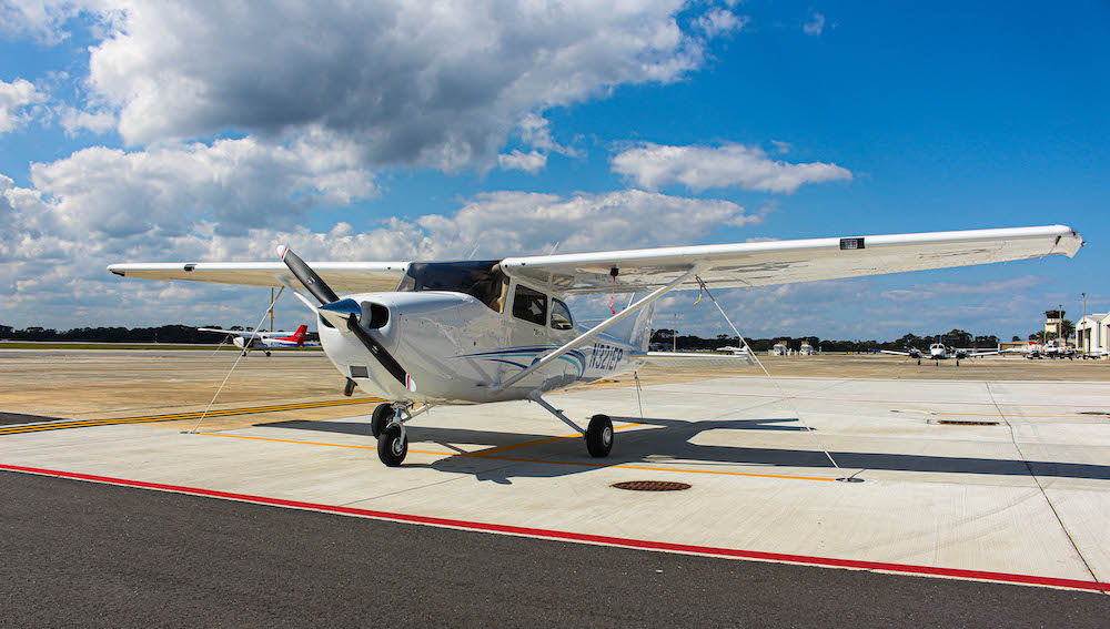 3 New Cessna 172 Aircraft